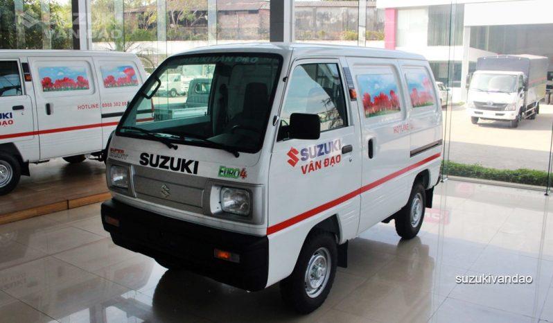 Suzuki Blind Van full