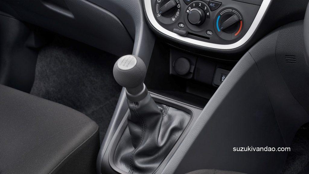 Suzuki Celerio số sàn 5 cấp 5MT