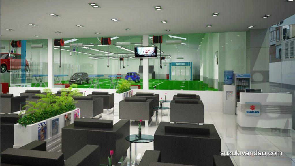 Suzuki Khuất Duy Tiến - Đại lý ô tô giá tốt tại Hà Nội