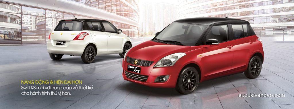 Suzuki Swift RS giảm giá