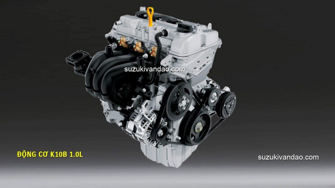 Động cơ Suzuki Celerio
