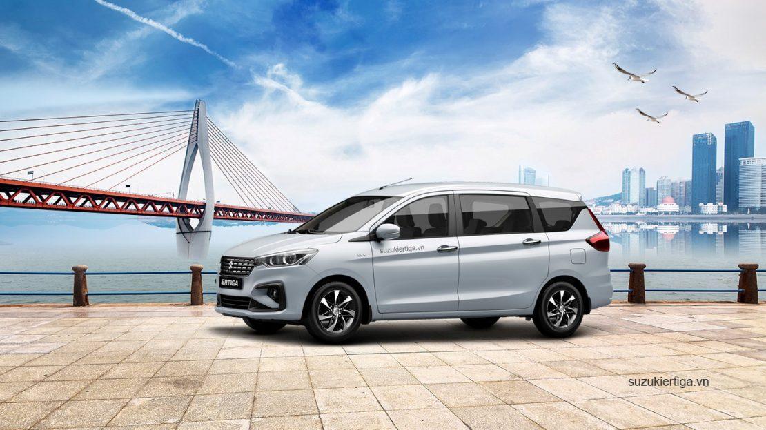 Ngoại thất Suzuki Ertiga 2020
