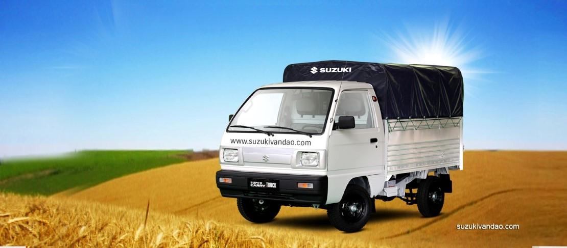 Suzuki Carry Truck - suzuki 5 tạ 2018-2019 euro4