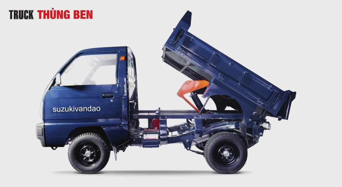 Suzuki Cary truck 5 tạ thùng tải ben
